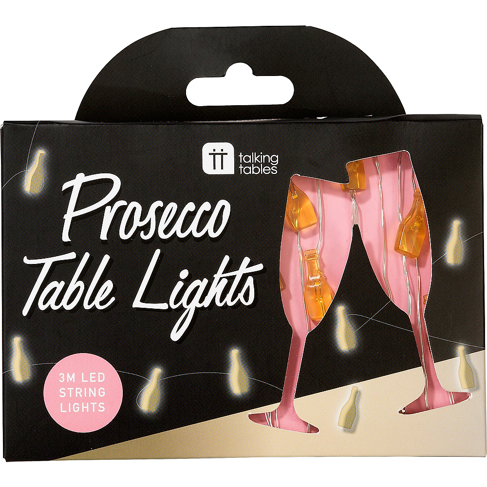 Prosecco LED String Lights Image #2