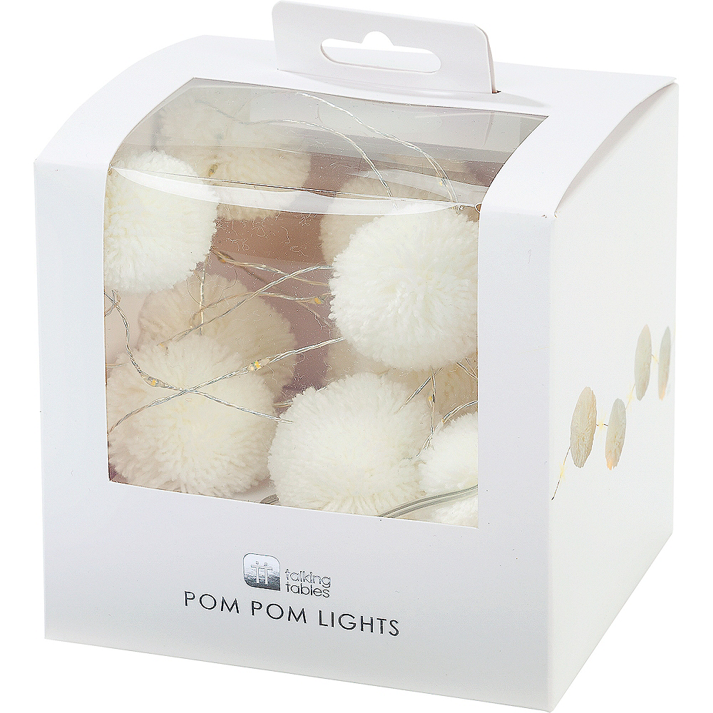 Nav Item for Pom Pom LED String Lights Image #2