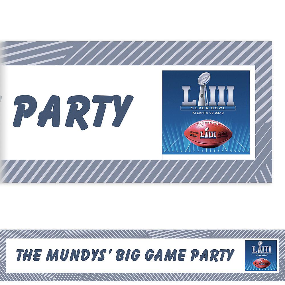 Custom Super Bowl 53 Banners Image #1
