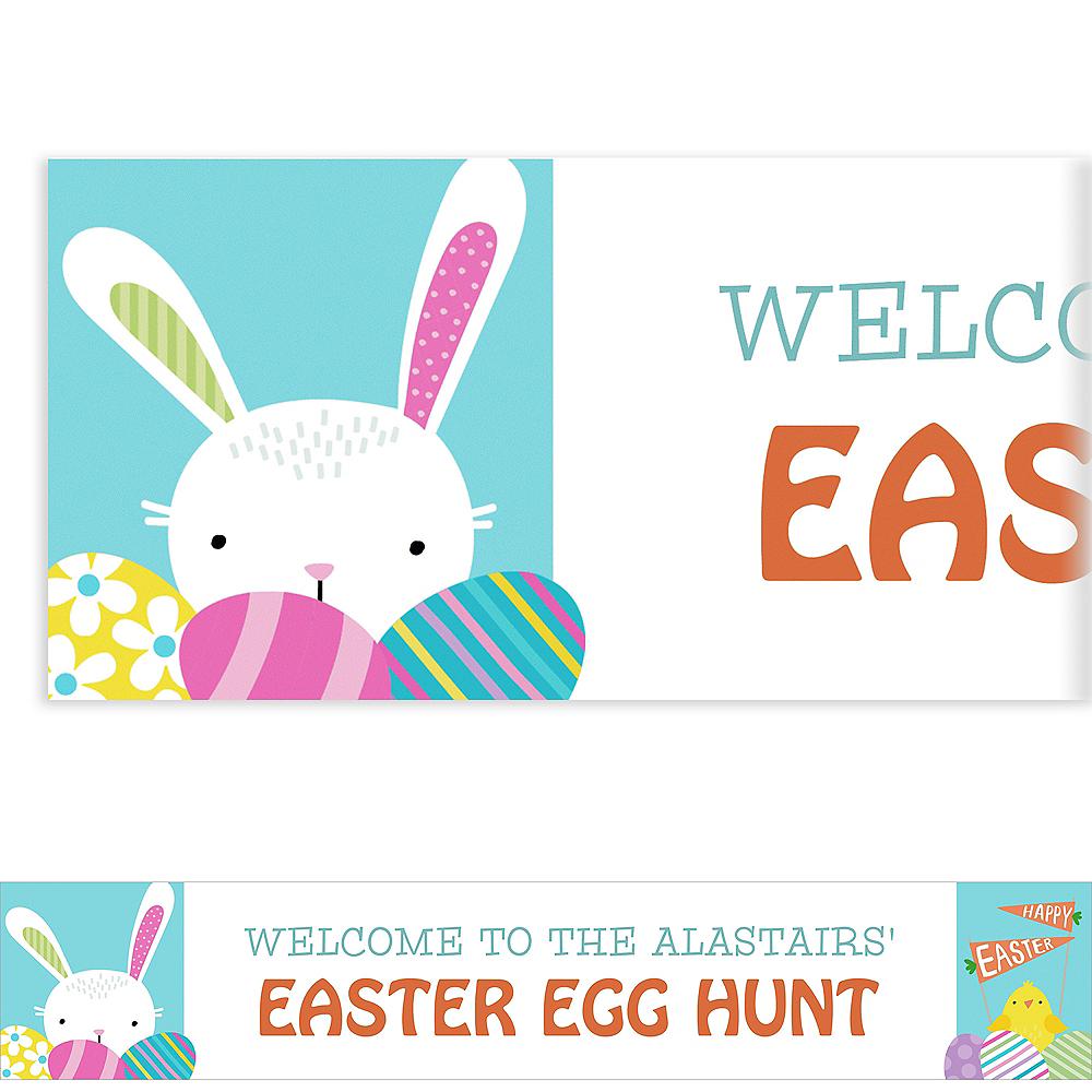 Custom Hello Bunny Banners Image #1