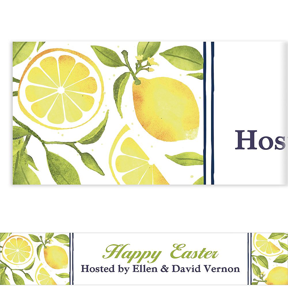 Custom Lemon Banners Image #1