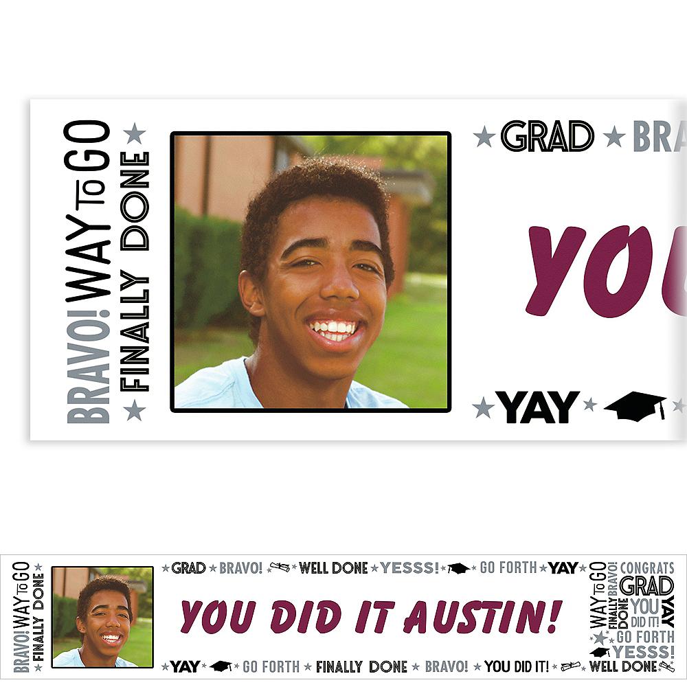 Custom Grad Grid Photo Banners Image #1