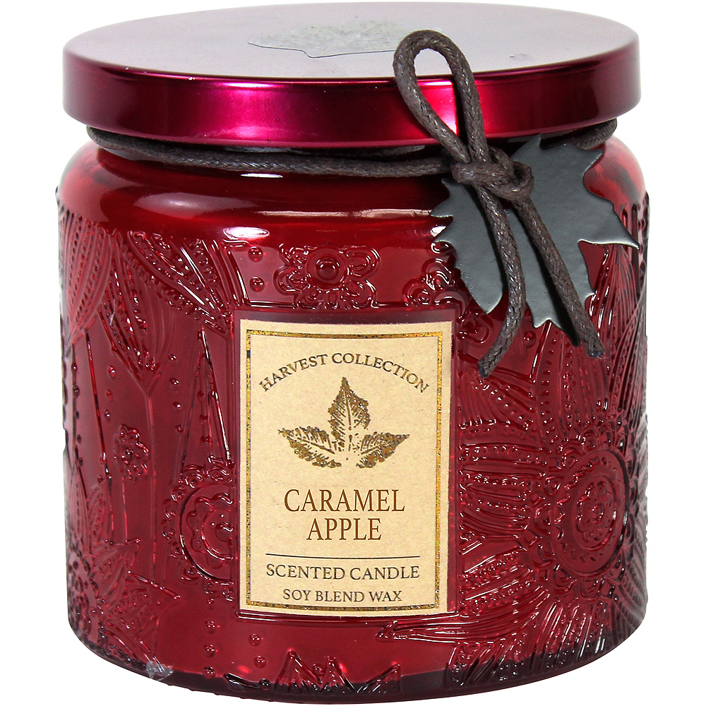 Nav Item for Caramel Apple Soy Candle Image #1