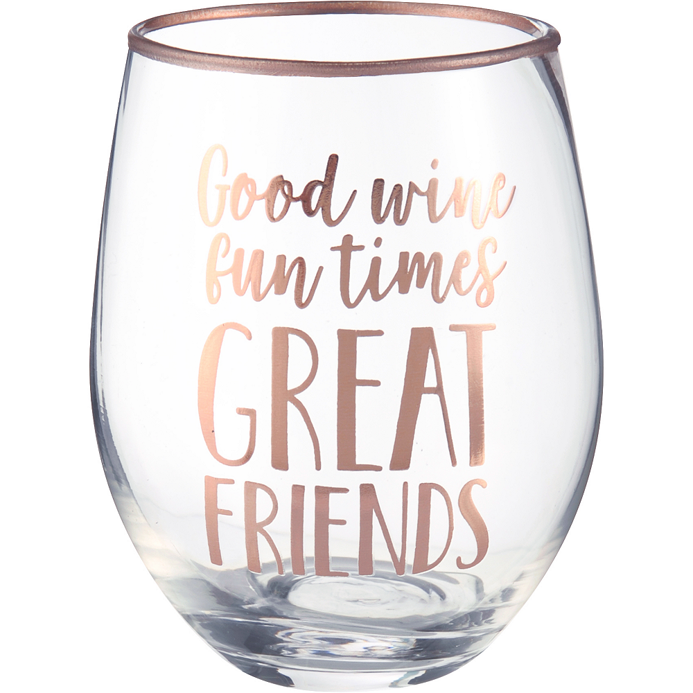 Inspirational Fall Stemless Wine Glasses 4ct Image #2
