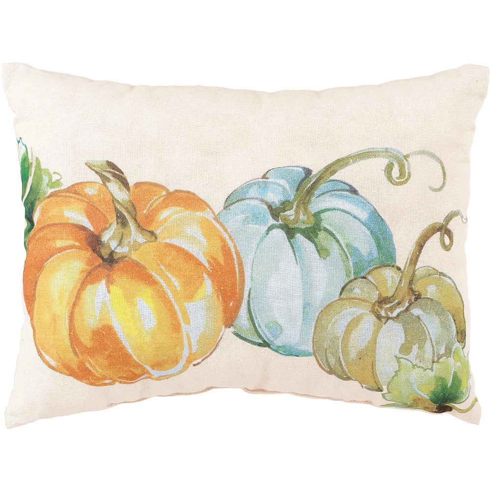 Inspirational Fall Throw Pillow Image #1