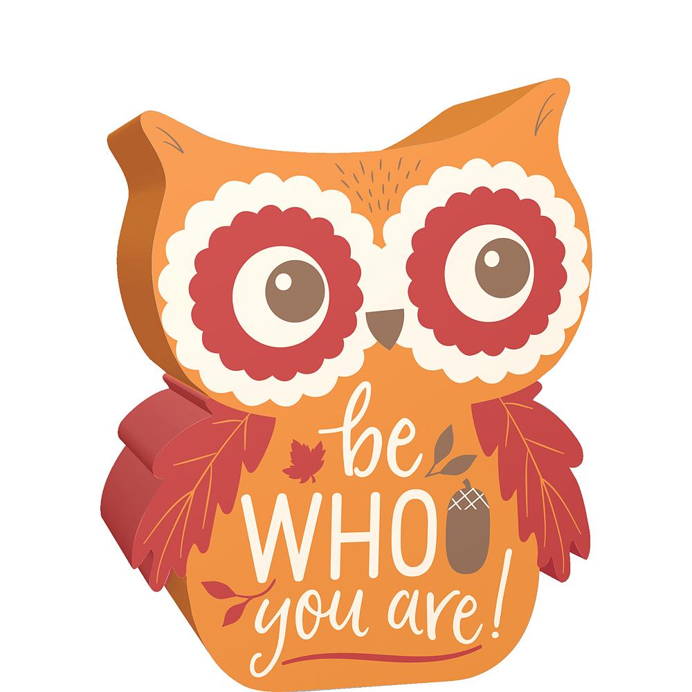 Mini Standing Owl Image #1