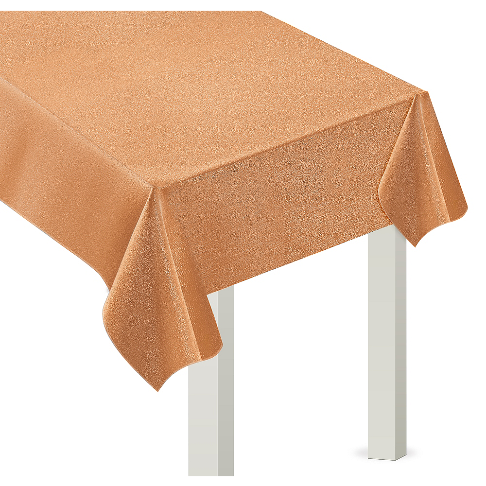 Metallic Luxury Table Cover Image #1