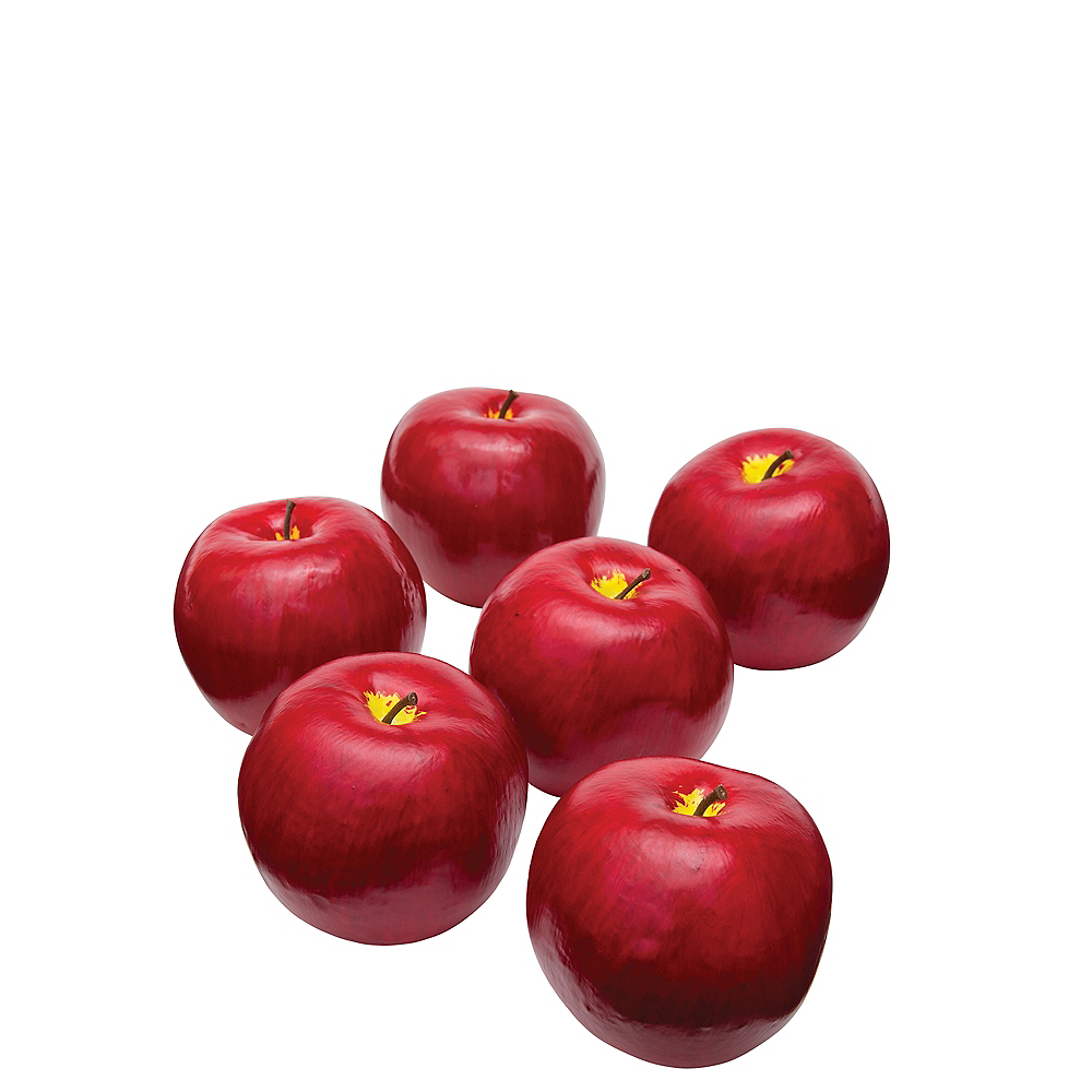 Mini Foam Apples 20ct Image #2