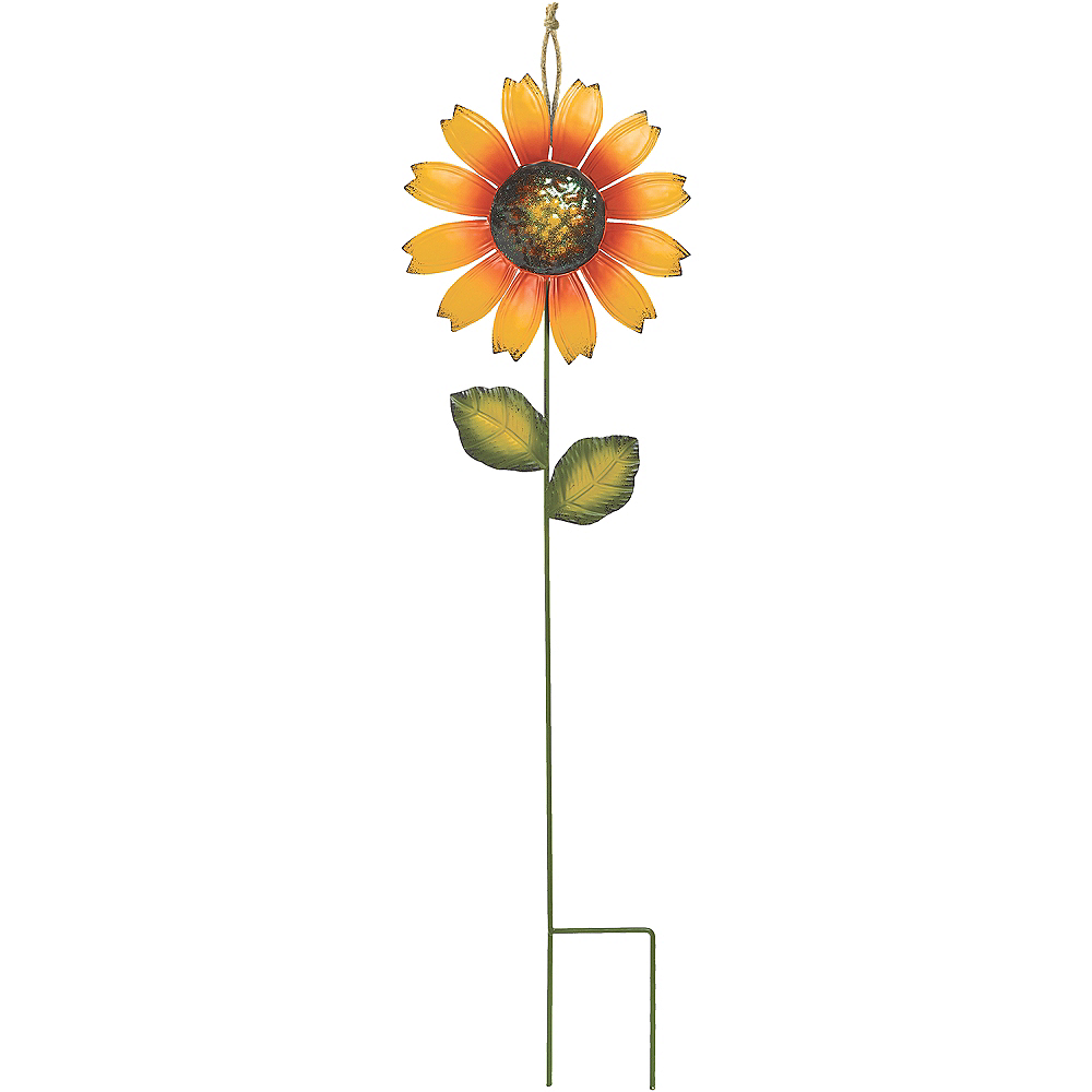 Sunflower Yard Stake Image #1