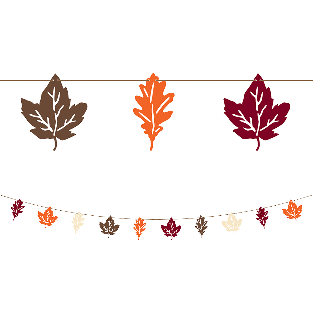 Fall Foliage Leaf Banner Image #1