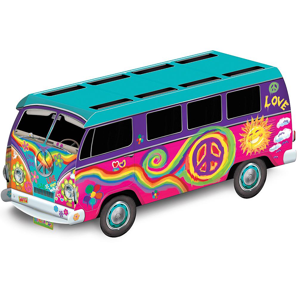 60s Bus Centerpiece Image #1