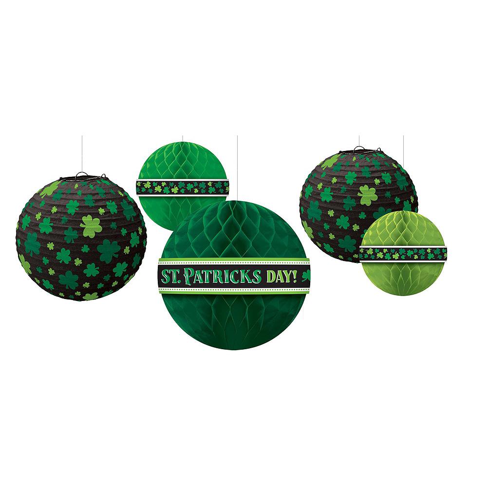 St. Patrick's Day Bar Decorating Kit Image #15