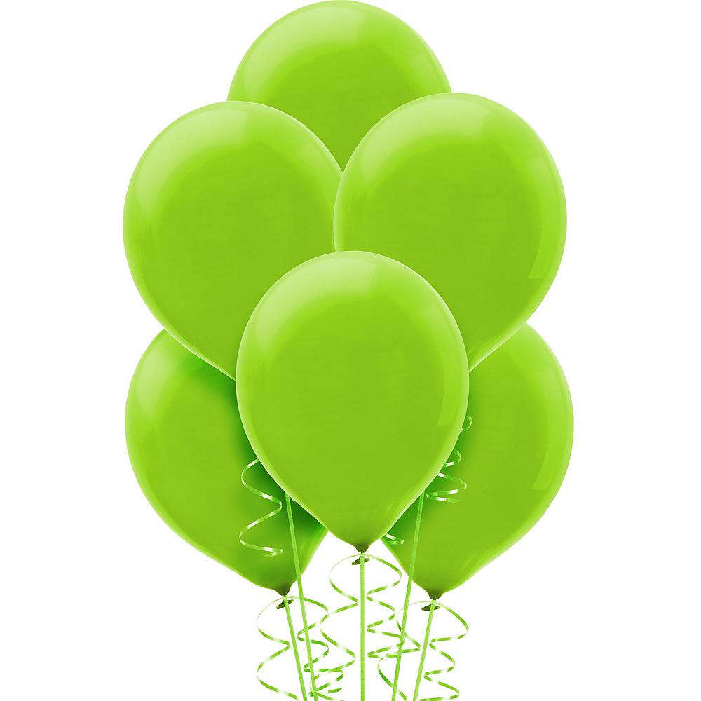 Lucky Shamrock Balloon Banner Kit Image #3