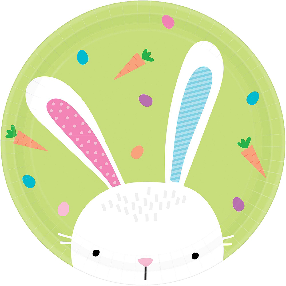 Hello Bunny Tableware Kit for 16 Guests Image #3