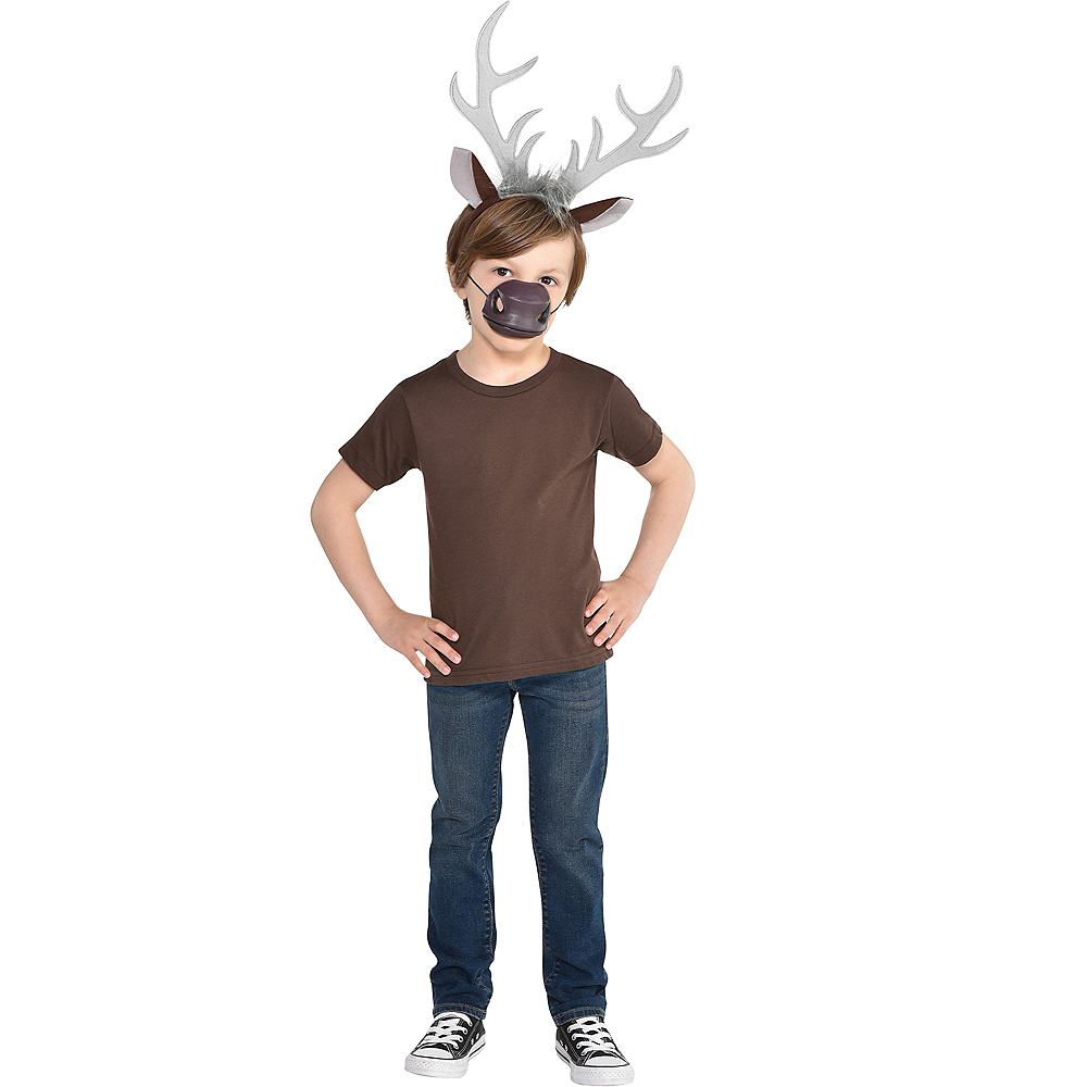 Nav Item for Sven Antler Headband and Nose Accessory Kit - Frozen 2 Image #1
