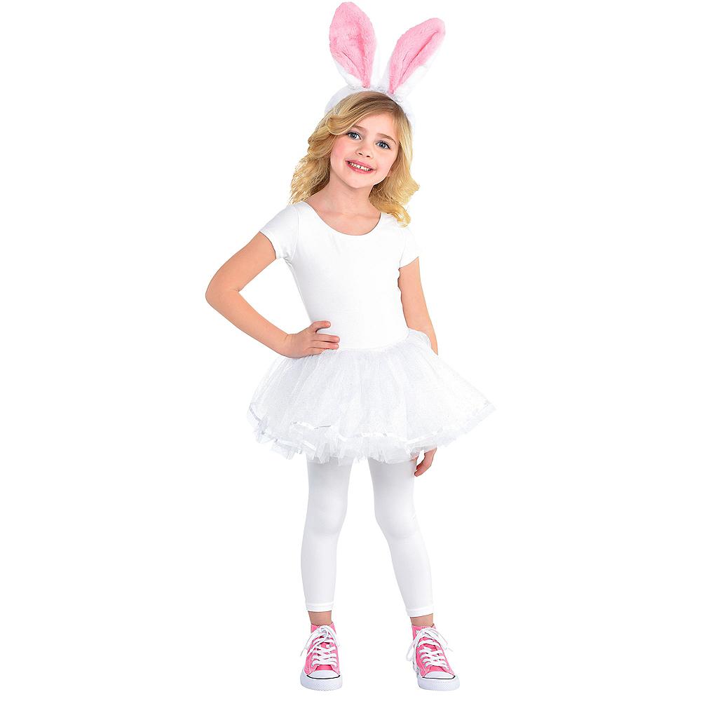Child Lil Bunny Costume Accessory Kit 2pc Image #1