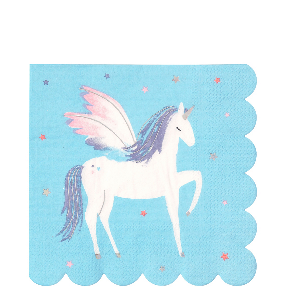Alicorn Lunch Napkins 16ct Image #1