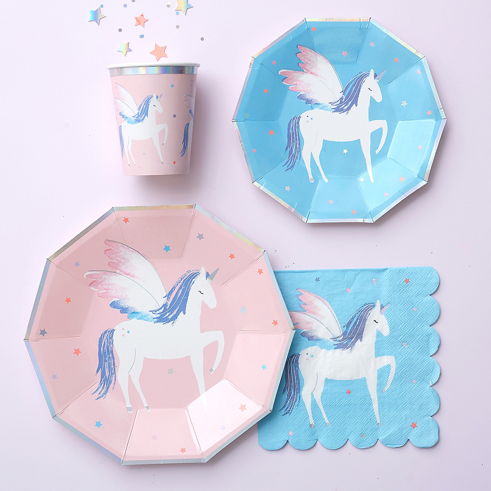 Alicorn Lunch Napkins 16ct Image #2