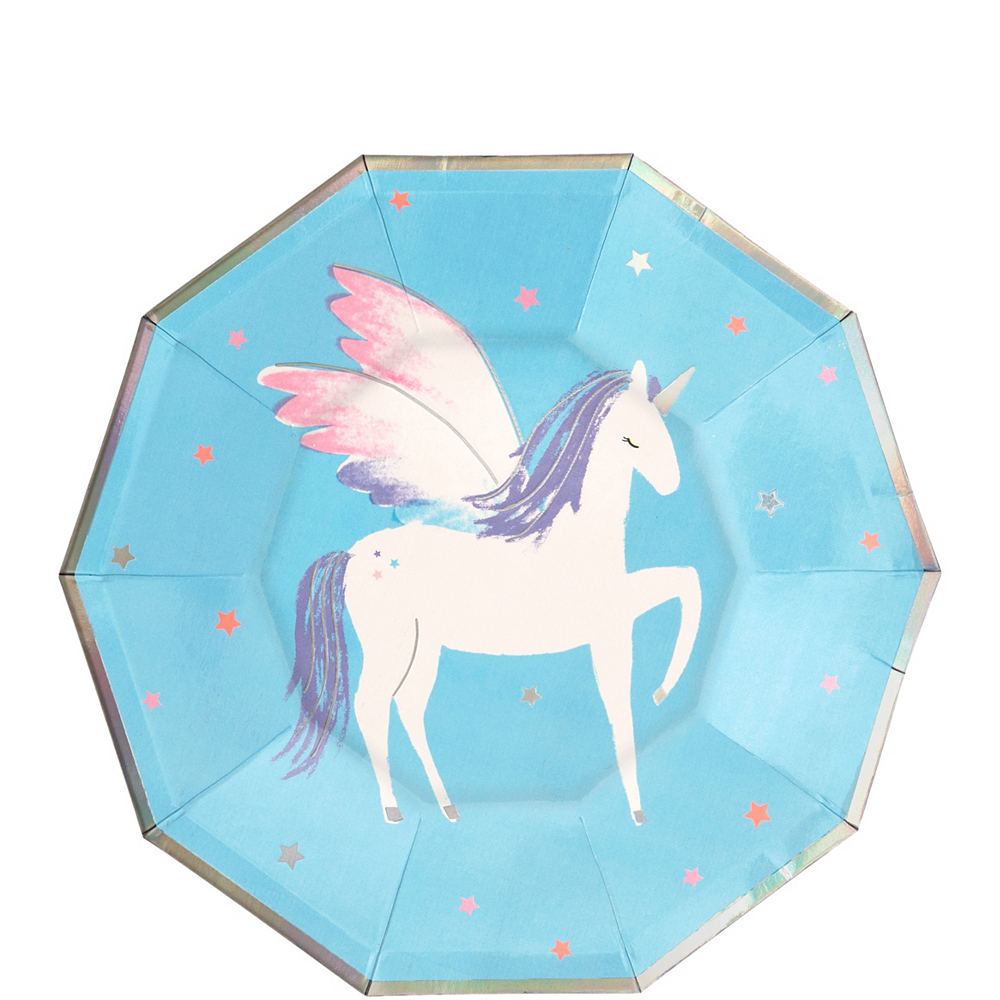 Nav Item for Alicorn Dessert Plates 8ct Image #1