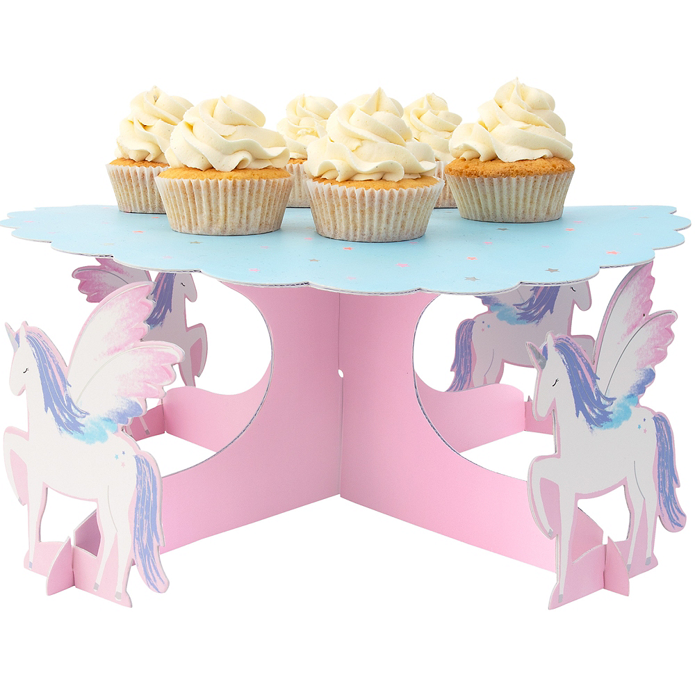 Nav Item for Alicorn Cake Stand Image #1