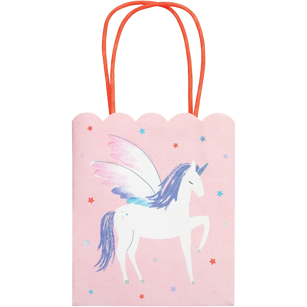 Alicorn Gift Bags 8ct Image #1