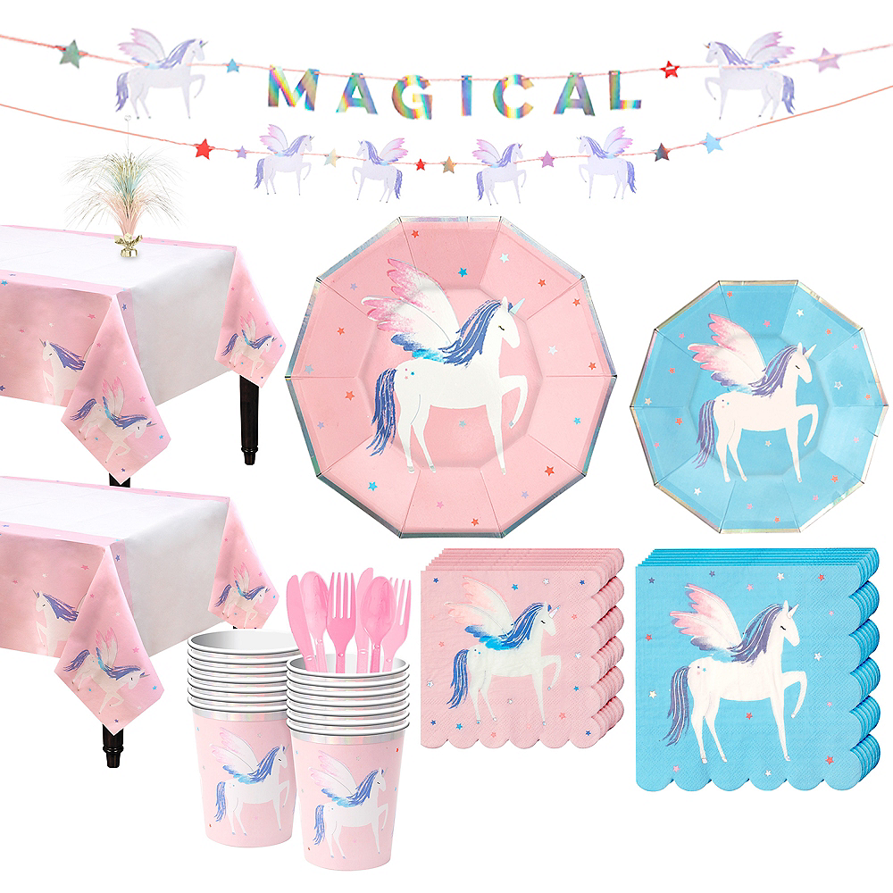 Alicorn Tableware Kit for 16 Guests Image #1