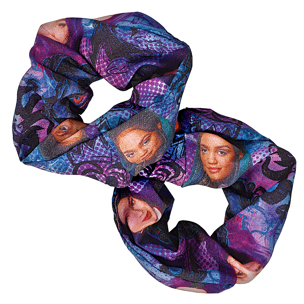 Descendants 3 Scrunchies 4ct Image #1