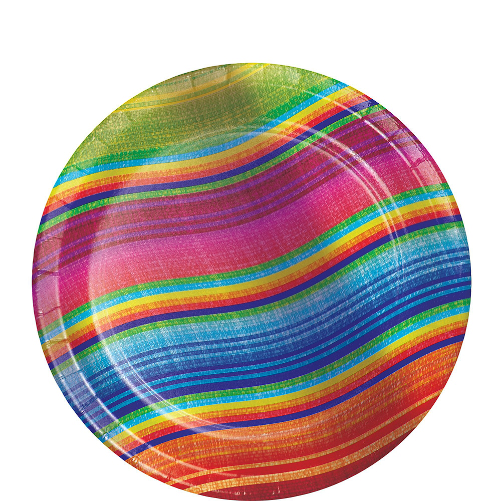 Serape Tableware Kit for 16 Guests Image #2