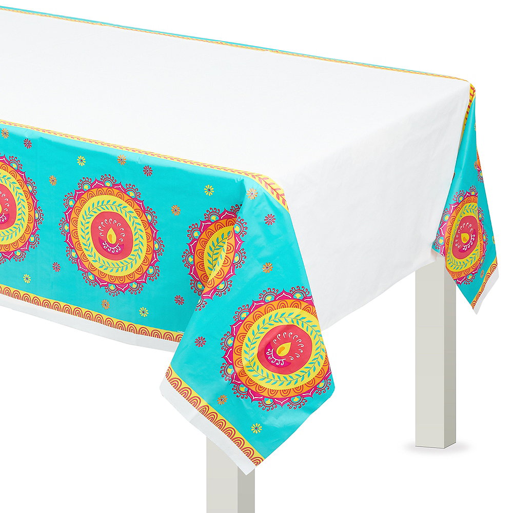 Diwali Table Cover Image #1