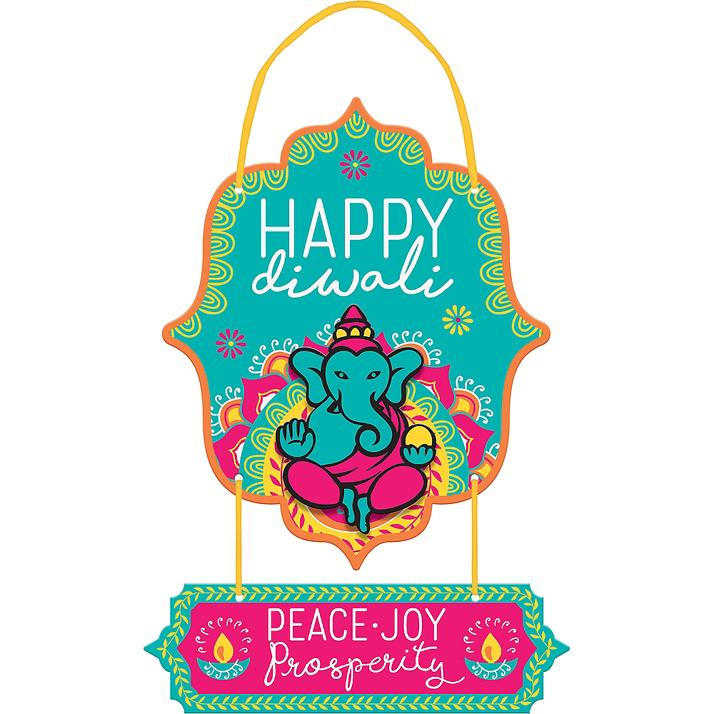 Happy Diwali Sign Image #1