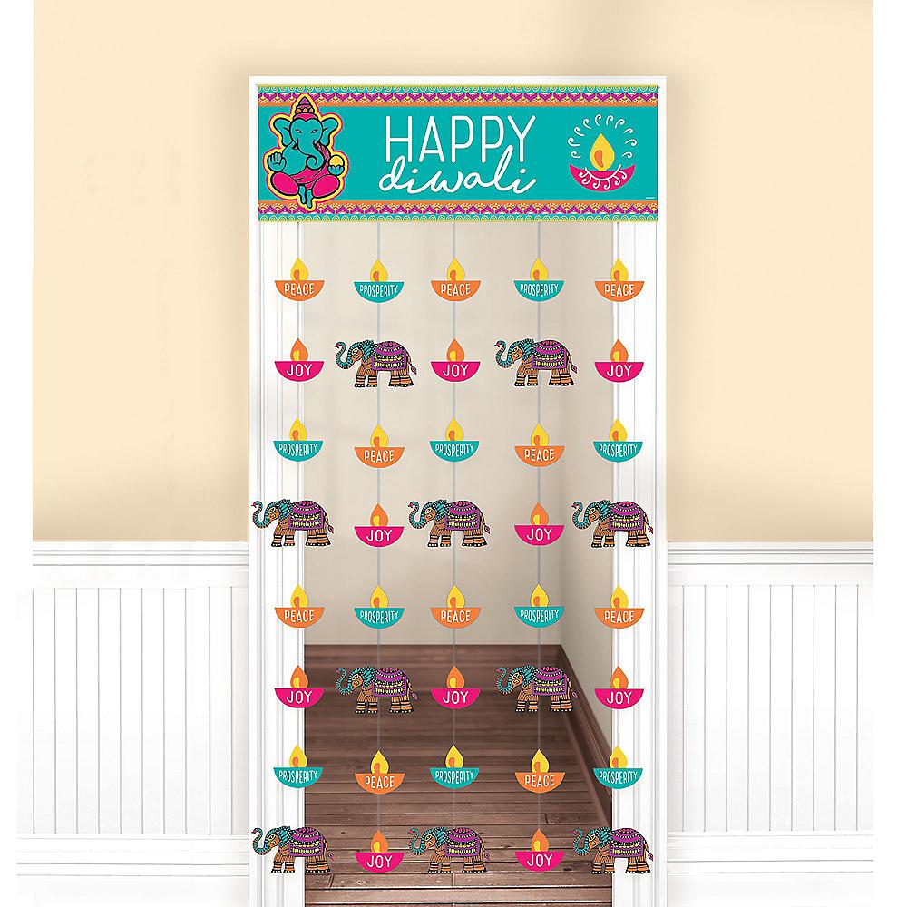Diwali Doorway Curtain Image #1