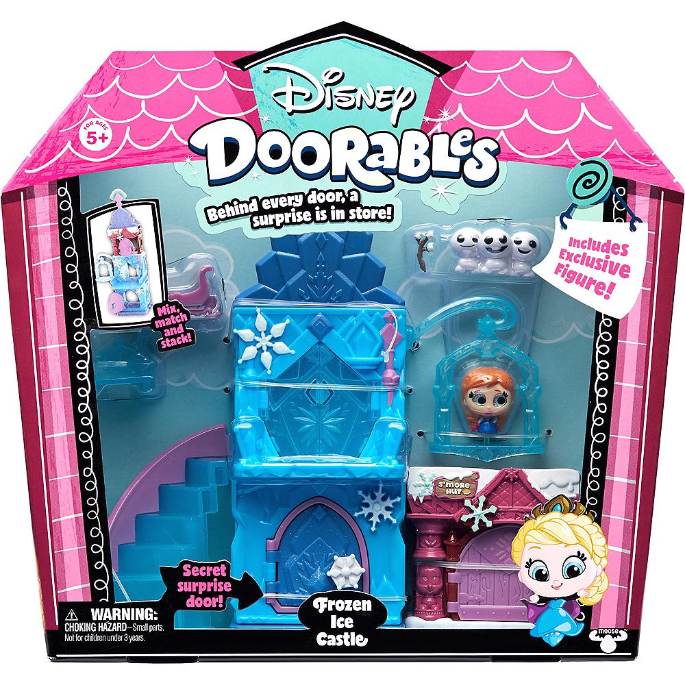Disney Doorables Multi-Stack Playset - Frozen Image #1
