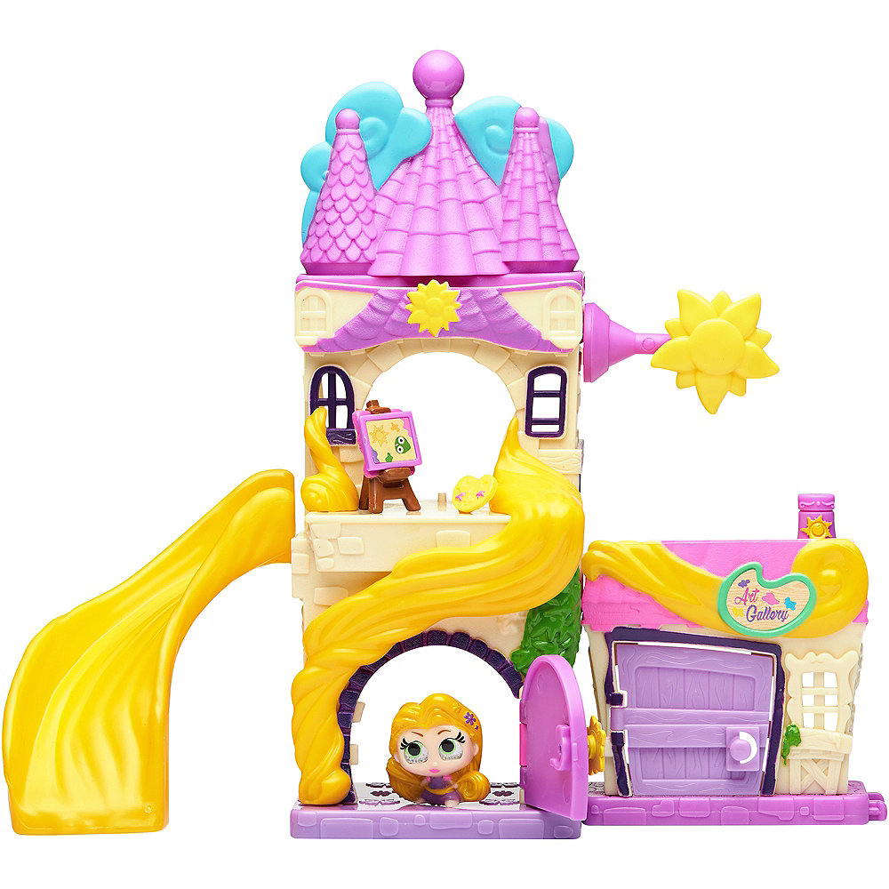 Disney Doorables Multi-Stack Playset - Rapunzel Image #2