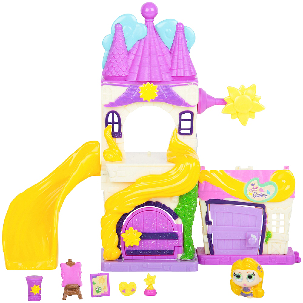 Disney Doorables Multi-Stack Playset - Rapunzel Image #3