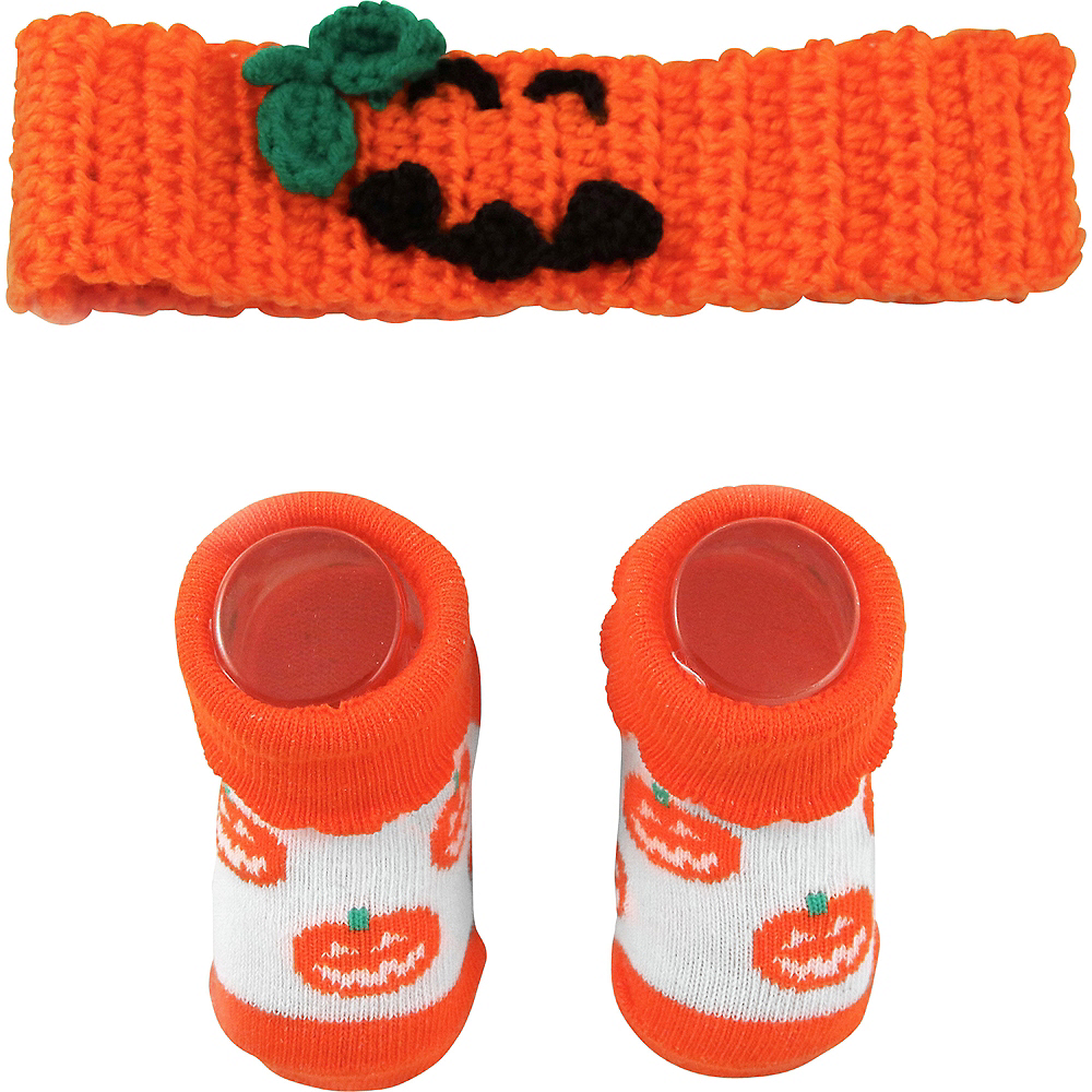 Baby Pumpkin Accessory Kit 2pc Image #1