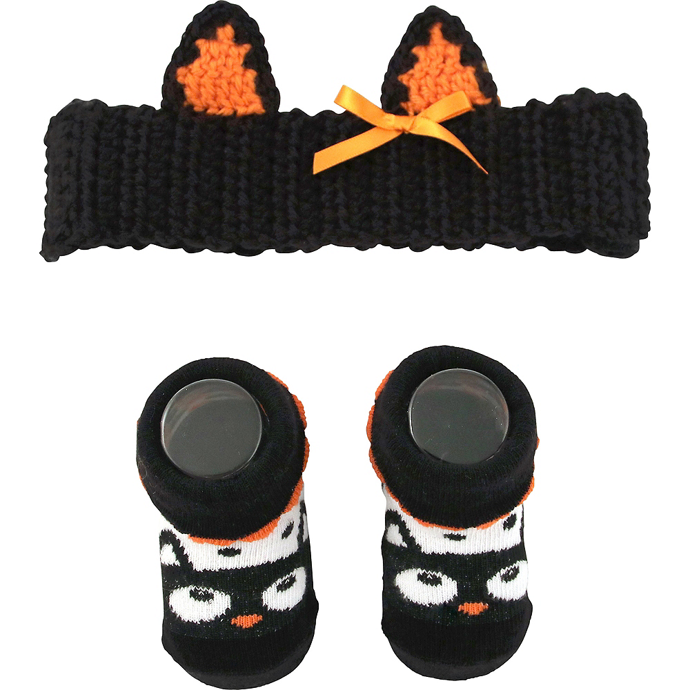 Baby Black Cat Accessory Kit 2pc Image #1