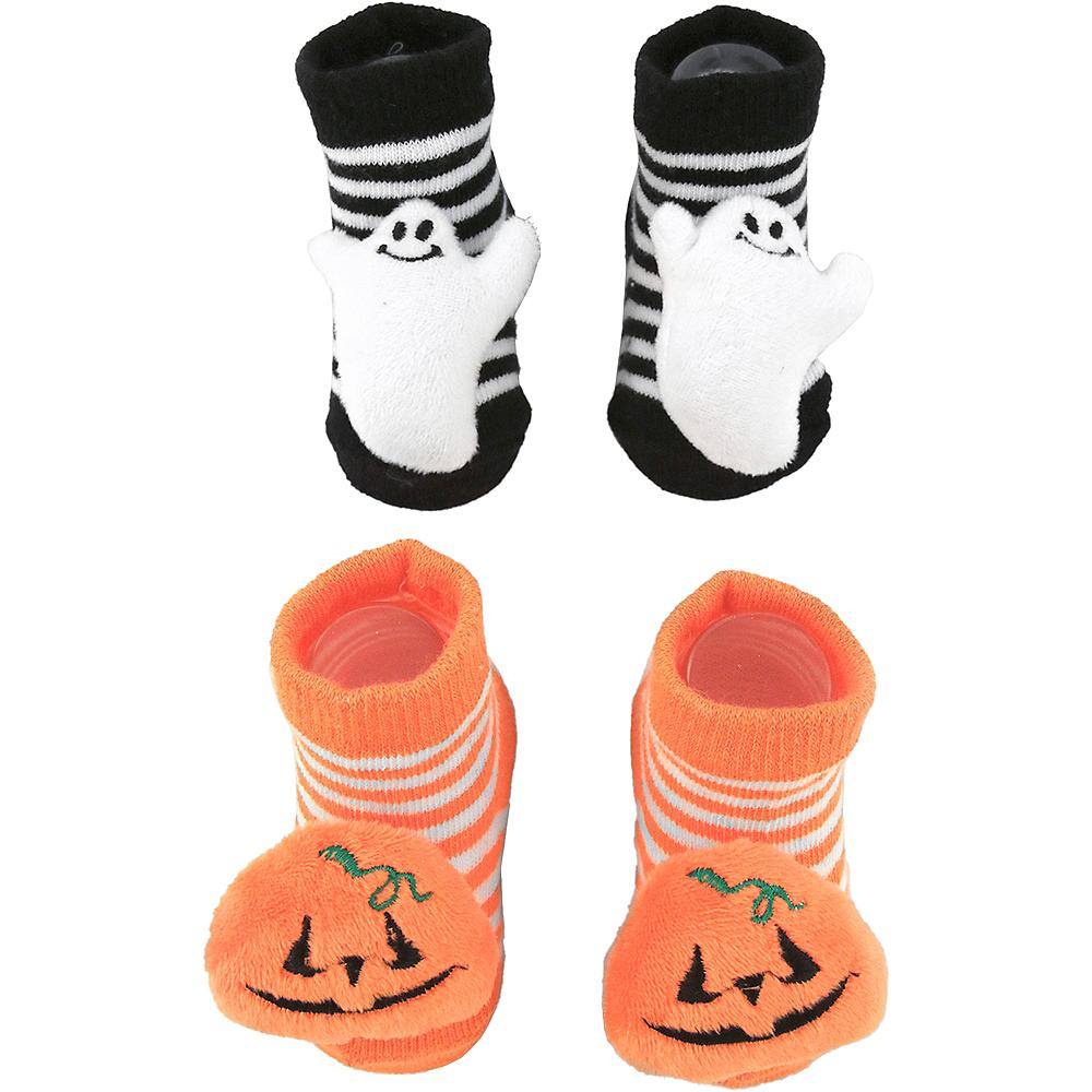 Baby Halloween Socks 2ct Image #1