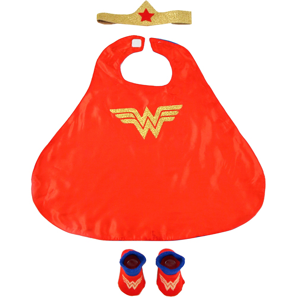 Baby Wonder Woman Costume Accessory Kit Image #1