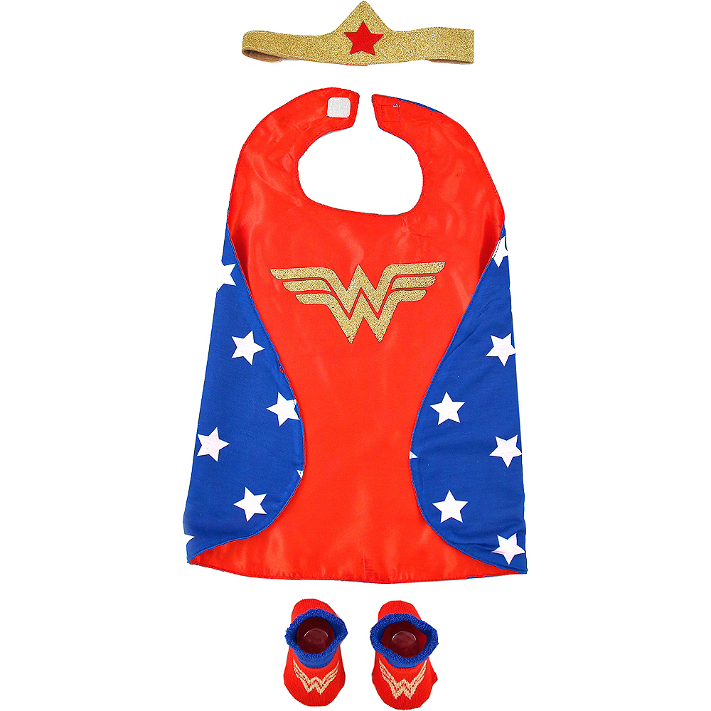 Baby Wonder Woman Costume Accessory Kit Image #2