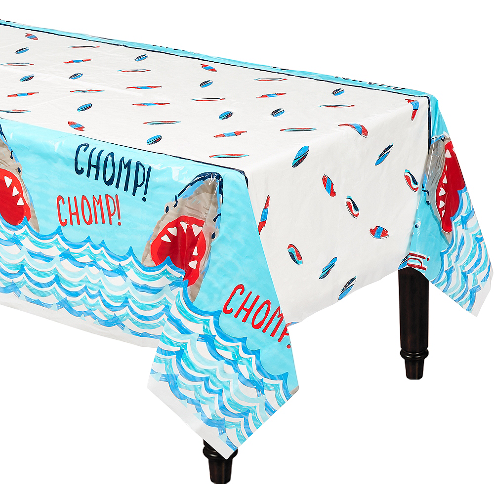 Fierce Shark Table Cover Image #1