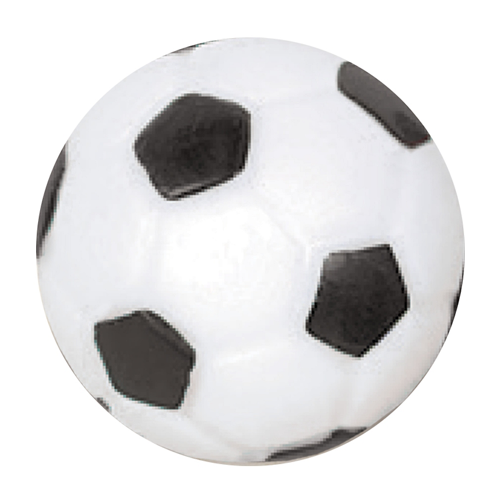 Soccer Rubber Bounce Ball Image #1