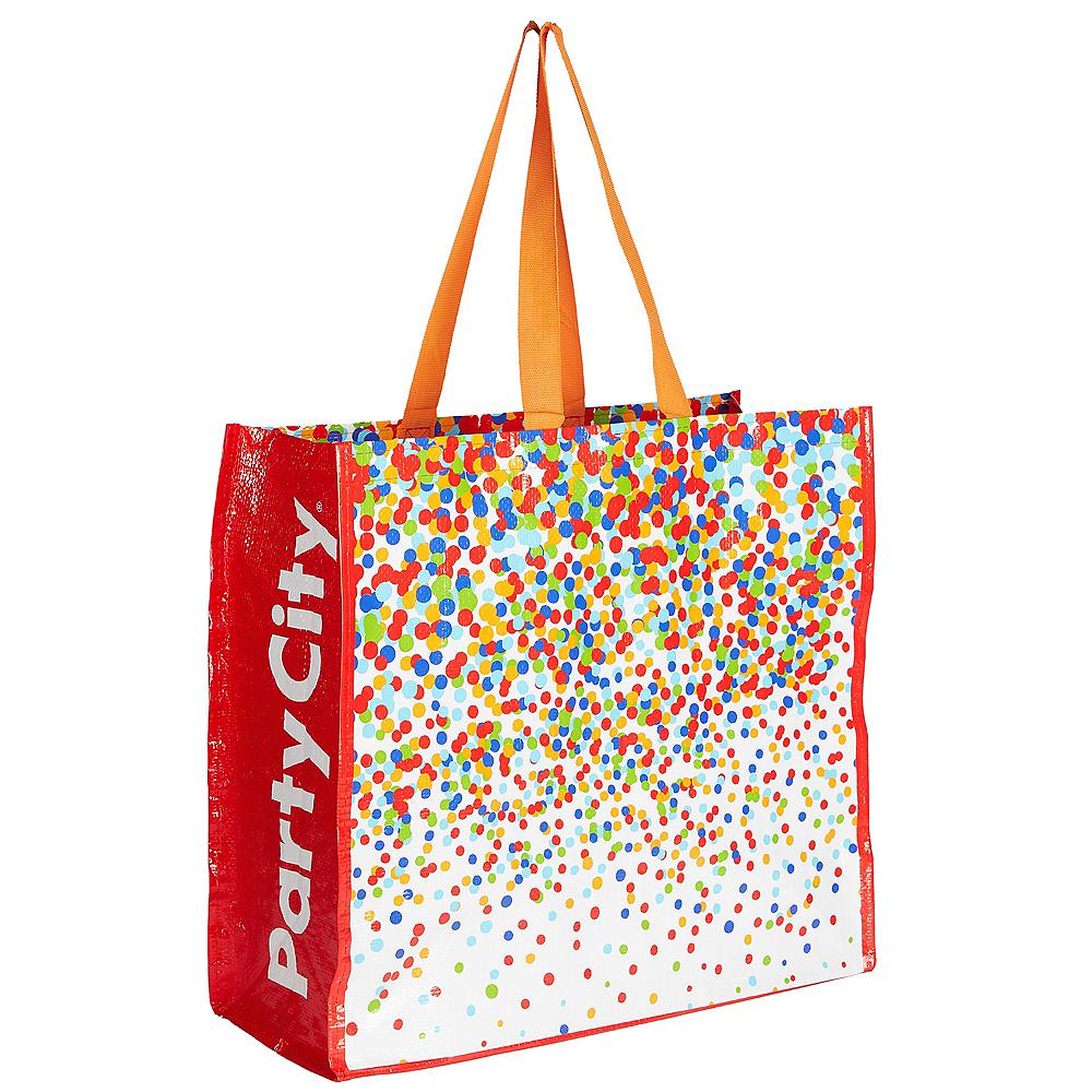 Colorful Confetti Tote Bag Image #1
