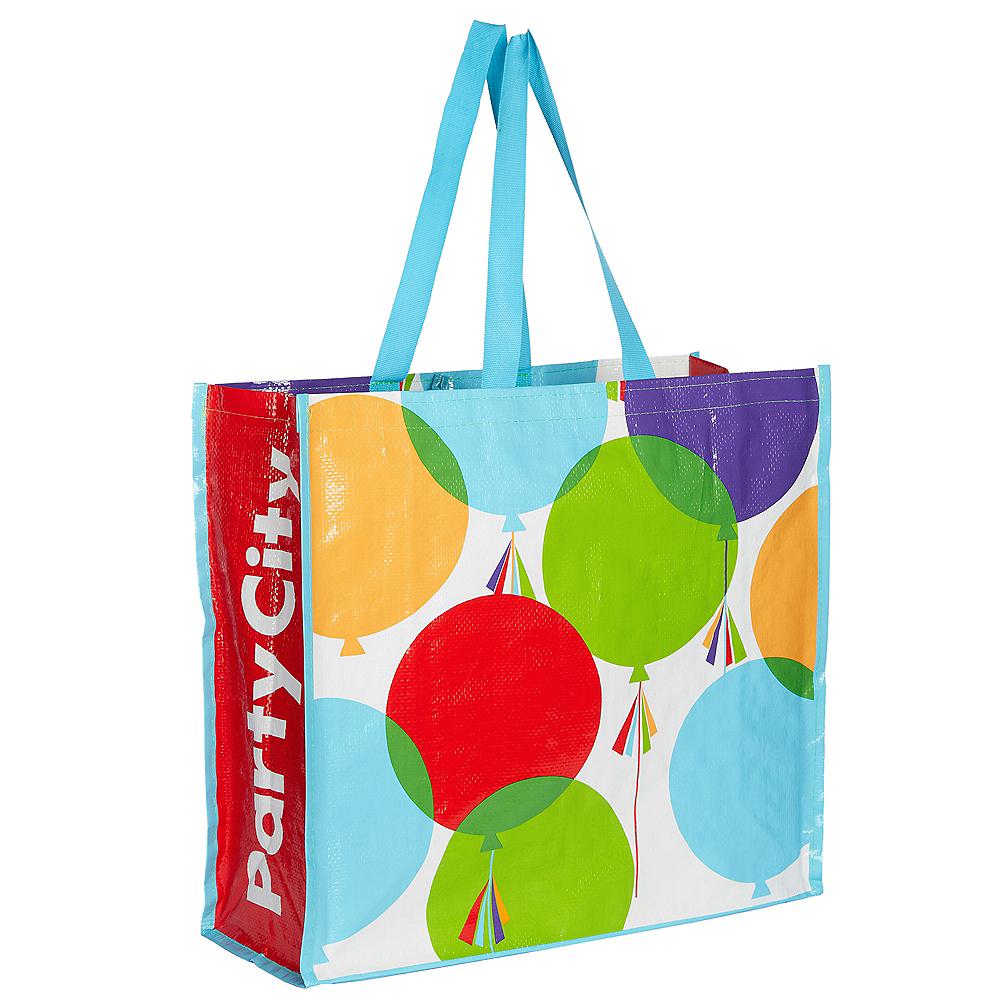 Colorful Balloons Tote Bag Image #1