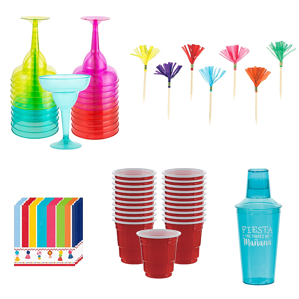 Fiesta Time Drinkware Kit Image #1