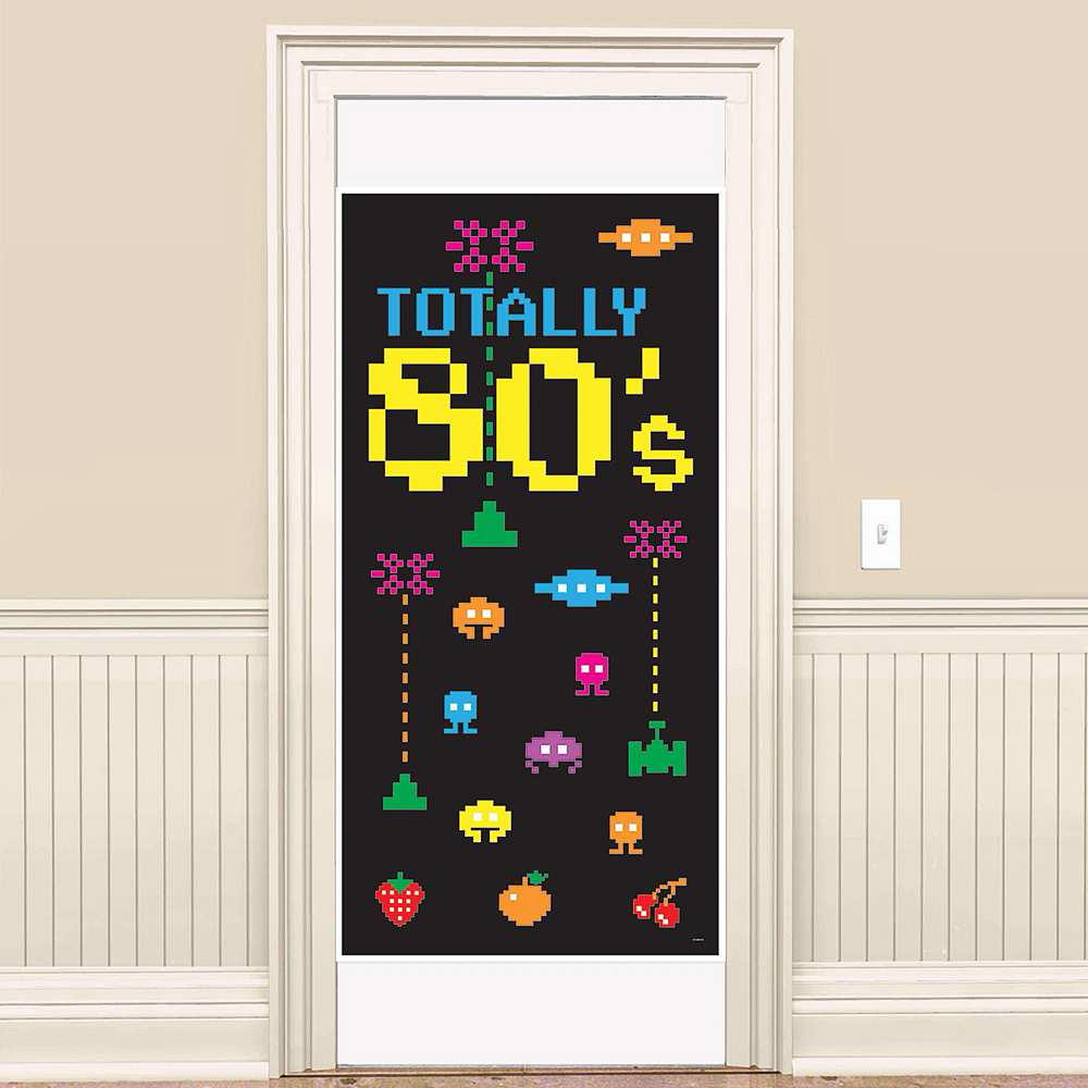 Totally 80s Decorating Kit Image #4