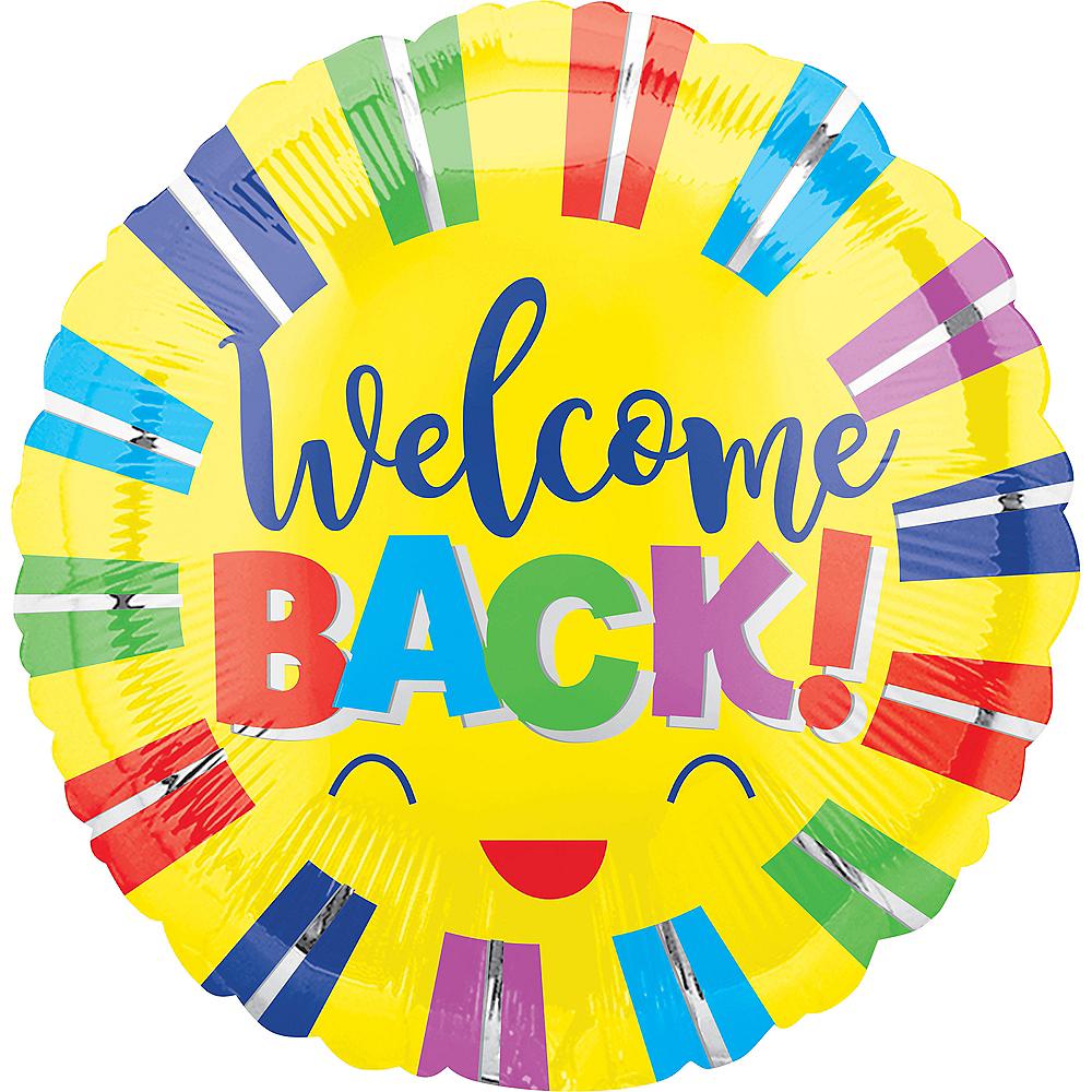 Welcome Back Sun Balloon Image #1