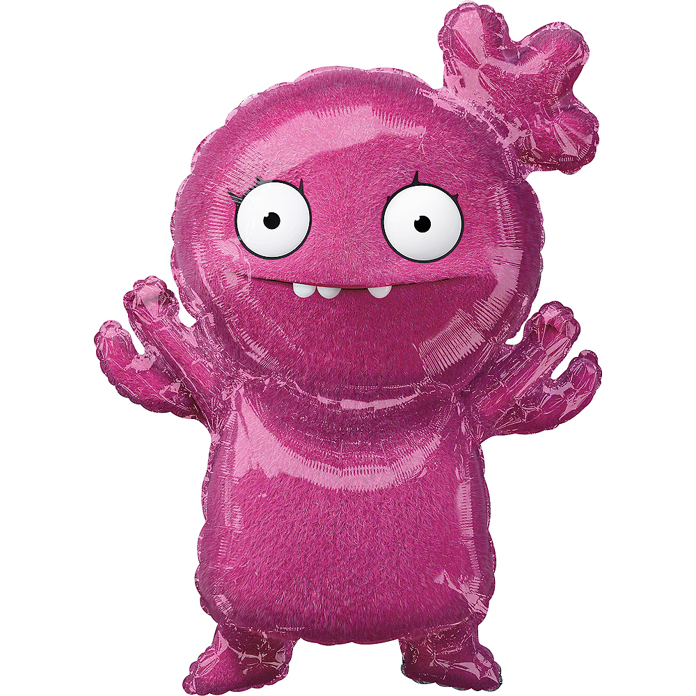 Giant Moxy Balloon - Ugly Dolls Image #1