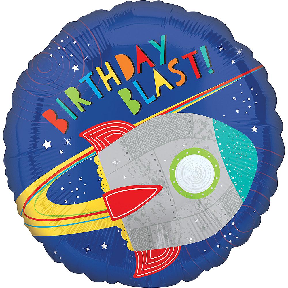 Blast Off Rocket Balloon Image #1