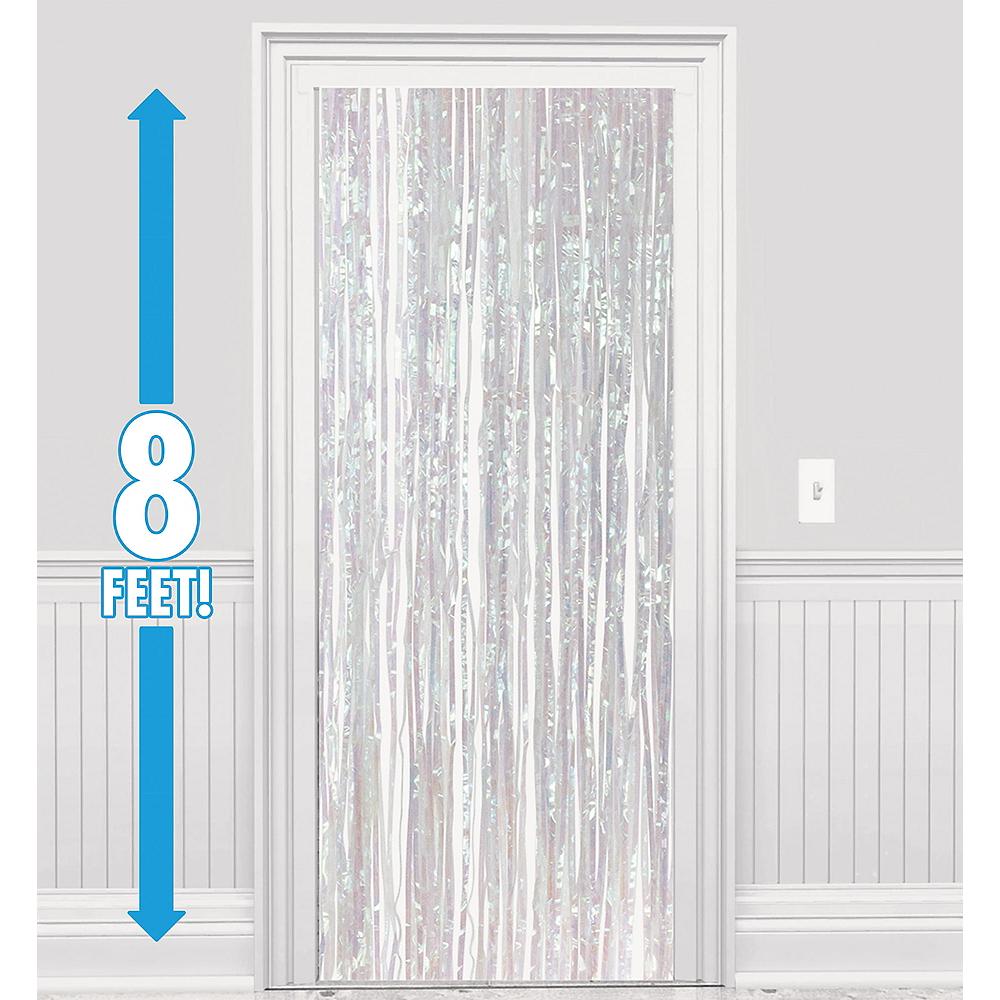 Ginger Ray Iridescent Fringe Doorway Curtain Image #1