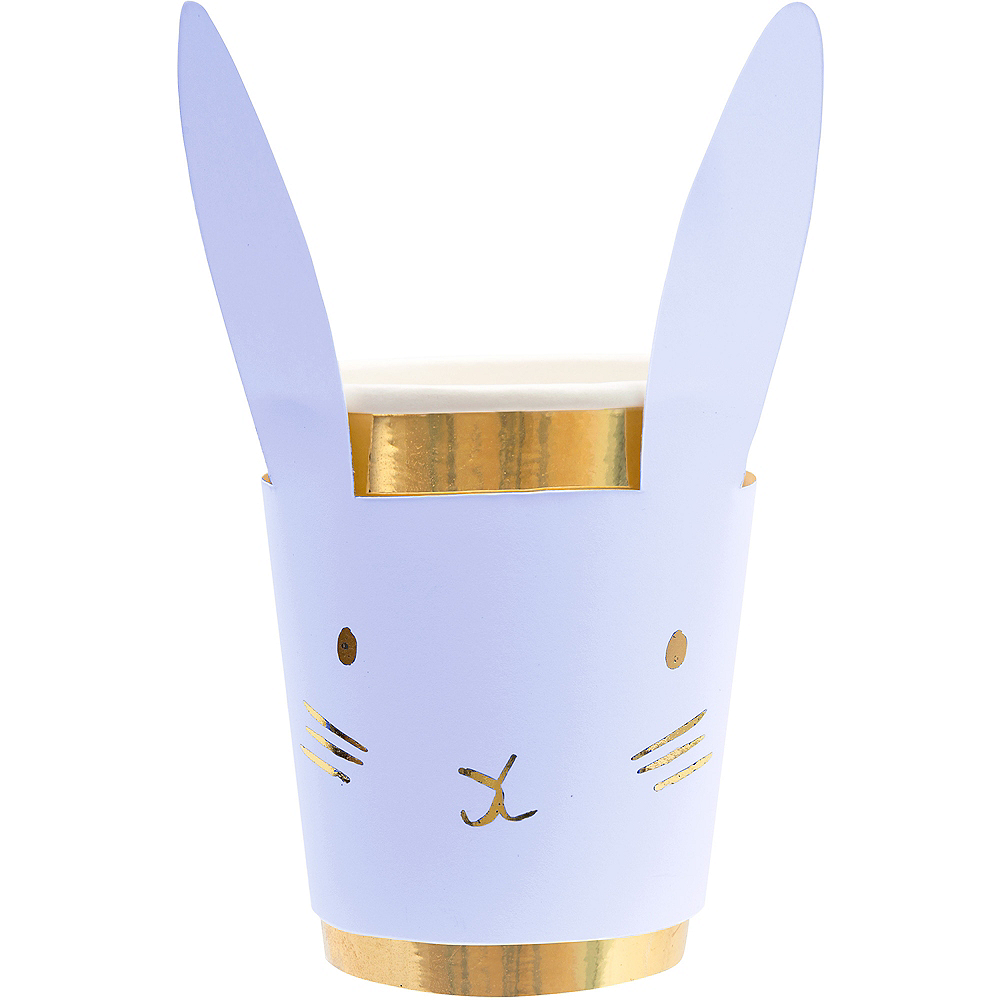 Pastel Bunny Cups 8ct Image #1